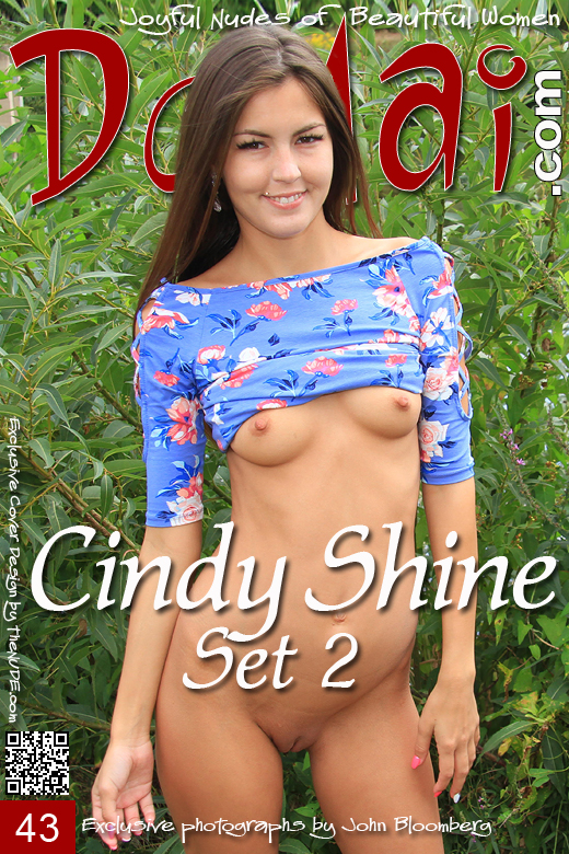 Cindy Shine in Set 2 gallery from DOMAI by John Bloomberg