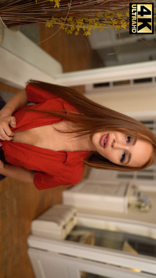 Amber Coen in Turn Me On Teacher video from DOWNBLOUSEJERK