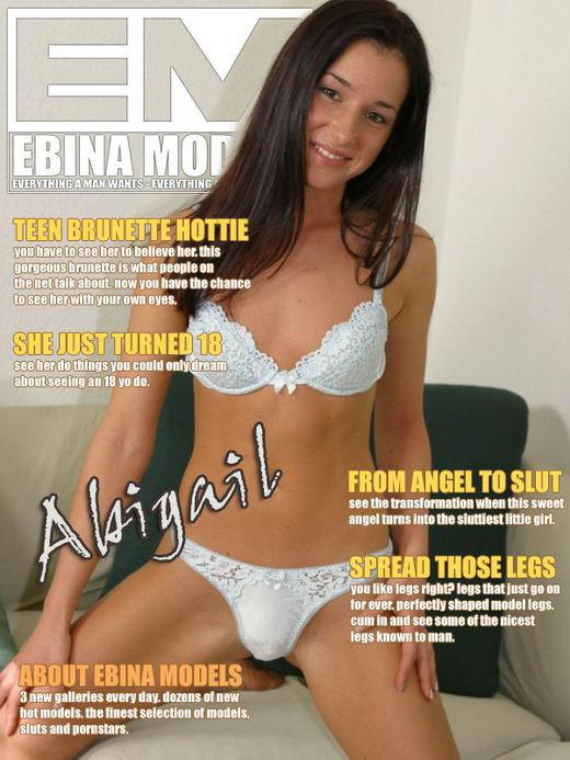 Abigail in  gallery from EBINA