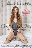 Elina De Leon in Cherish The Day 1 gallery from EROTIC-ART by JayGee