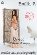 Emilia F in Dress gallery from EROTIC-ART by JayGee