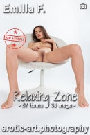 Emilia F in Relaxing Zone gallery from EROTIC-ART by JayGee