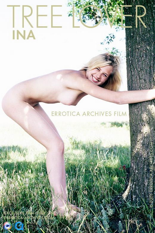 Ina in Tree Lover video from ERRO-ARCH MOVIES by Erro