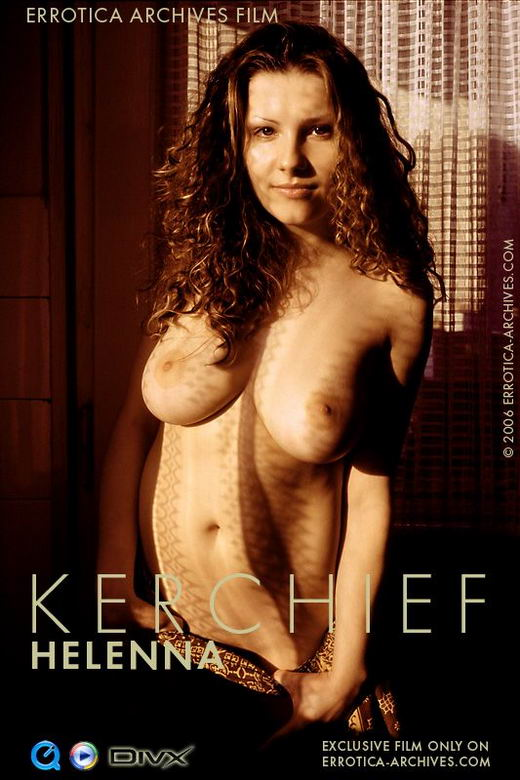 Helenna in Kerchief video from ERRO-ARCH MOVIES by Erro