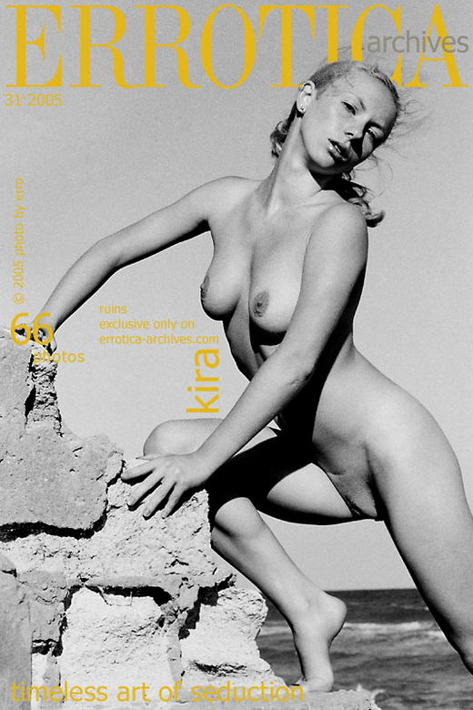 Kira in Ruins gallery from ERROTICA-ARCHIVES by Erro