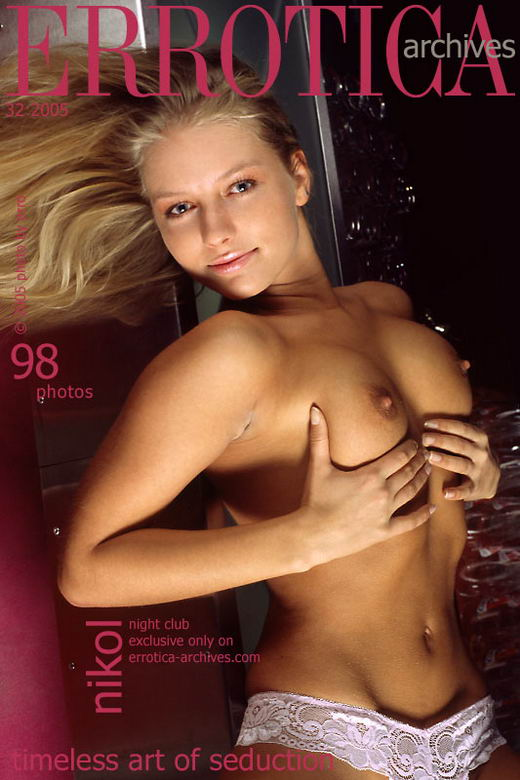 Nikol in Night Club gallery from ERROTICA-ARCHIVES by Erro