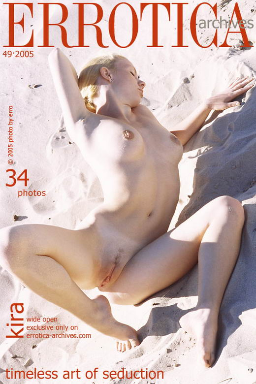 Kira in Wide Open gallery from ERROTICA-ARCHIVES by Erro