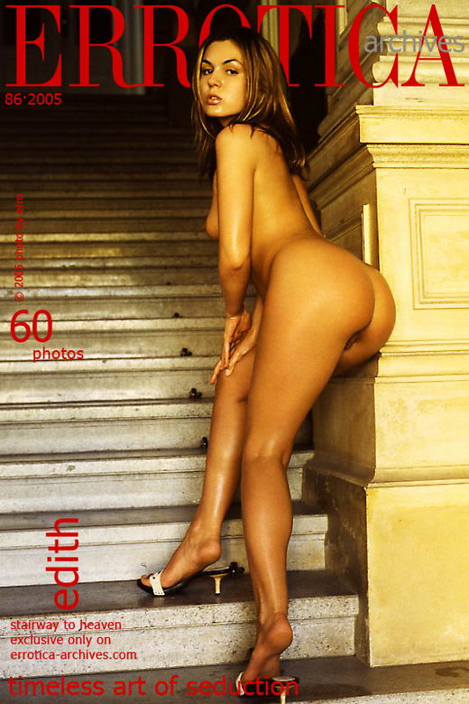 Edith in Stairway To Heaven gallery from ERROTICA-ARCHIVES by Erro