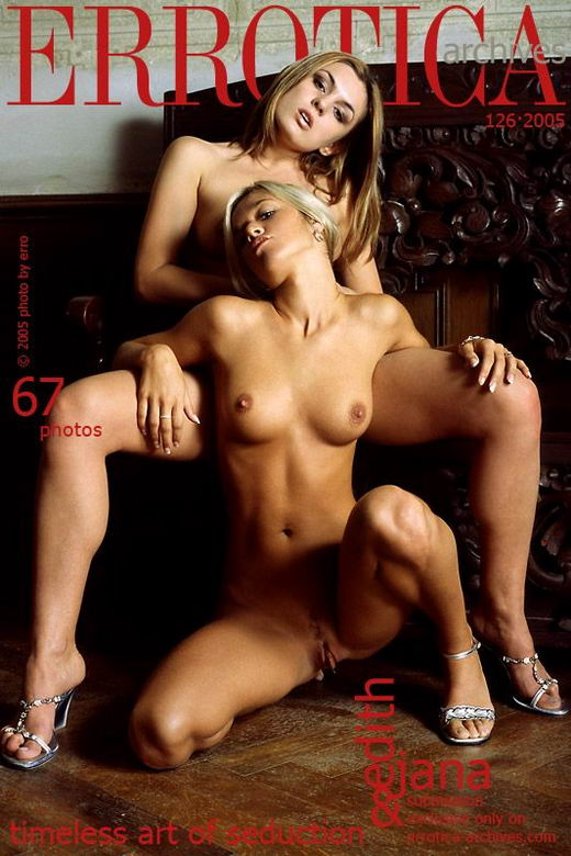 Edith & Jana in Submission gallery from ERROTICA-ARCHIVES by Erro