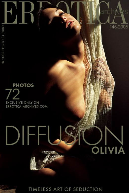 Olivia in Diffusion gallery from ERROTICA-ARCHIVES by Erro