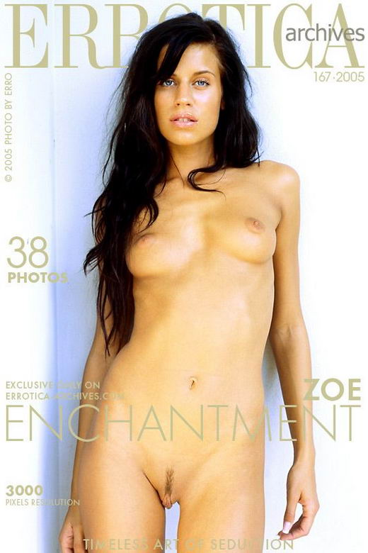 Zoe in Enchantment gallery from ERROTICA-ARCHIVES by Erro