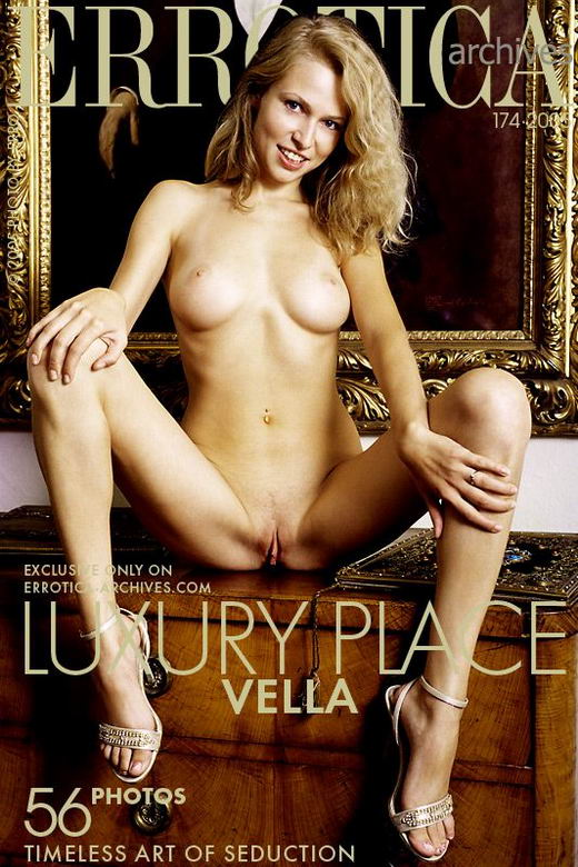 Vella in Luxury Place gallery from ERROTICA-ARCHIVES by Erro