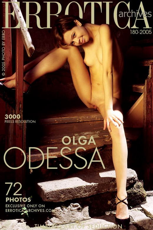Olga in Odessa gallery from ERROTICA-ARCHIVES by Erro
