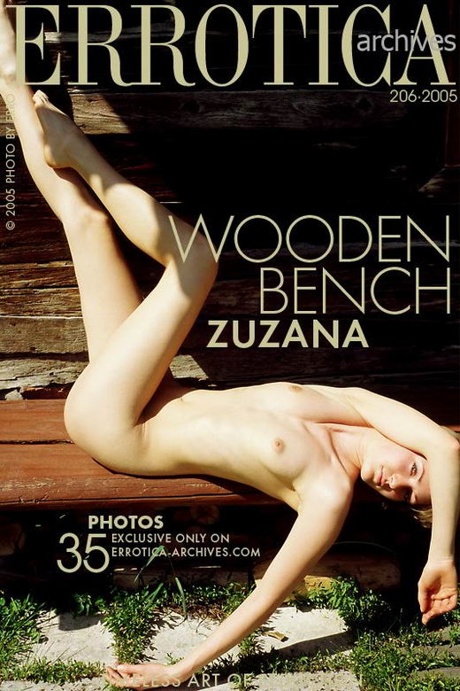 Zuzana in Wooden Bench gallery from ERROTICA-ARCHIVES by Erro