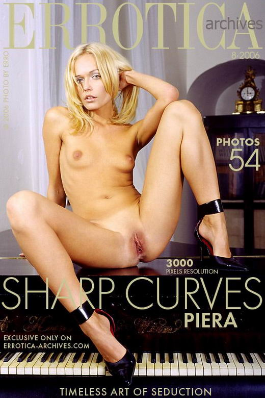 Piera in Sharp Curves gallery from ERROTICA-ARCHIVES by Erro
