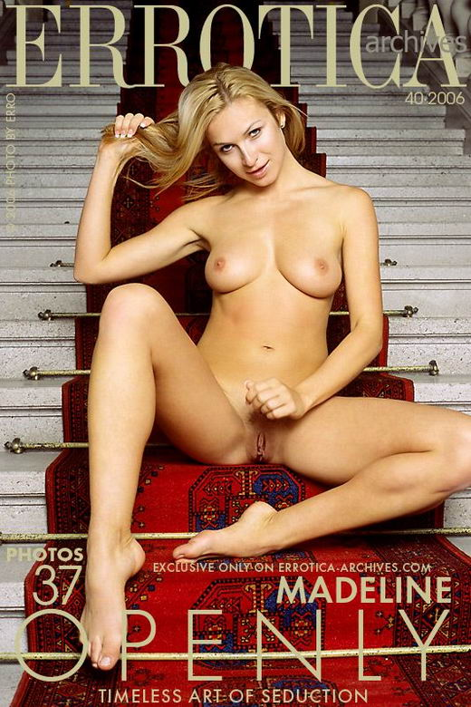 Madeline in Openly gallery from ERROTICA-ARCHIVES by Erro