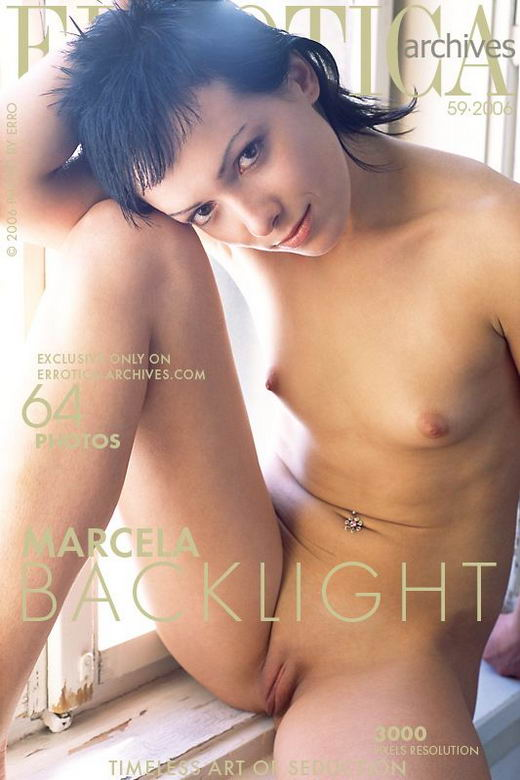 Marcela in Backlight gallery from ERROTICA-ARCHIVES by Erro