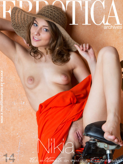 Nikia A in Nikia gallery from ERROTICA-ARCHIVES by Rylsky