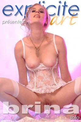 Brina Chantal  nackt