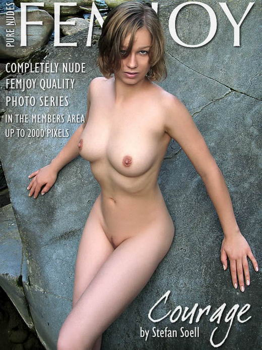 Sylvia in Courage gallery from FEMJOY ARCHIVES by Stefan Soell