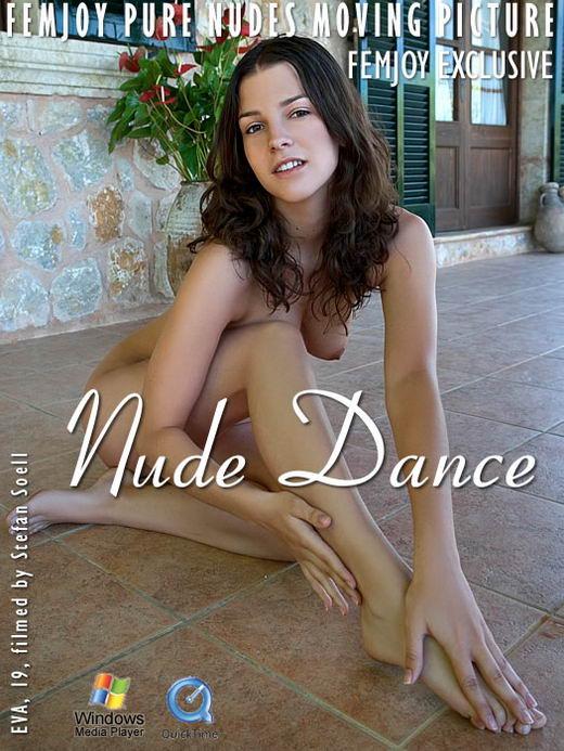 Eva in Nude Dance gallery from FEMJOY ARCHIVES by Stefan Soell