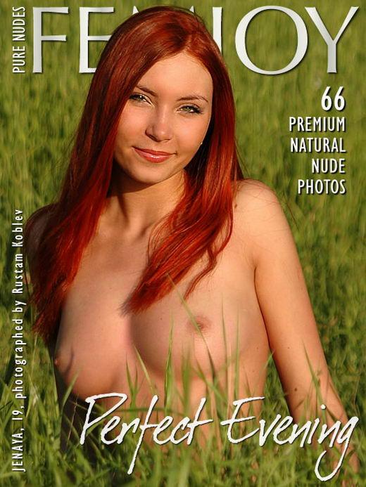 Jenaya in Perfect Evening gallery from FEMJOY ARCHIVES by Rustam Koblev