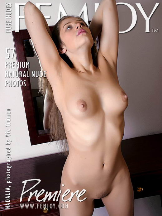 Nadalia in Premiere gallery from FEMJOY ARCHIVES by Vic Truman