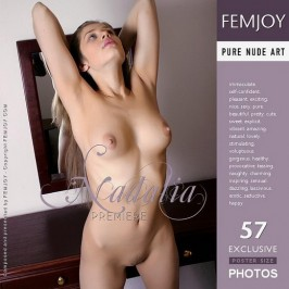 Nadalia & Madelia  from FEMJOY
