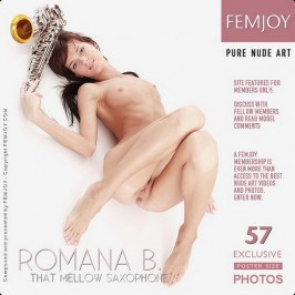 Romana B  from FEMJOY