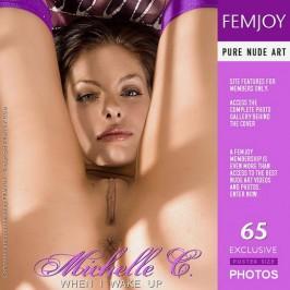 Michelle C  from FEMJOY