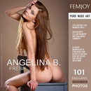 Angelina B in Fresh gallery from FEMJOY by Valentino