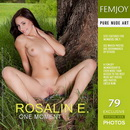 Rosalin E in One Moment gallery from FEMJOY by Domingo