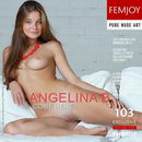 Angelina B in Come Here gallery from FEMJOY by Valentino