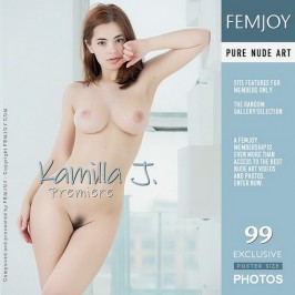 Kamilla J  from FEMJOY