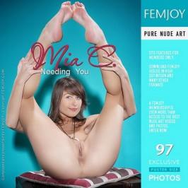 Mia C  from FEMJOY