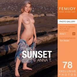 Anna T  from FEMJOY