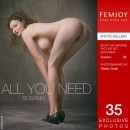 Susann in All You Need gallery from FEMJOY by Stefan Soell