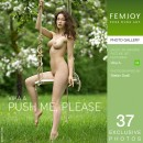 Vika A in Push Me, Please gallery from FEMJOY by Stefan Soell