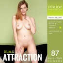 Delina G in Attraction gallery from FEMJOY by Leon