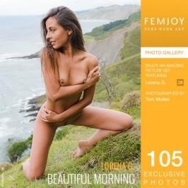 Lorena G  from FEMJOY