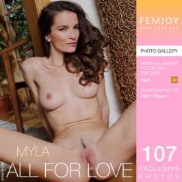 Myla  from FEMJOY