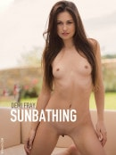 Demi Fray in Sunbathing gallery from FEMJOY by Dave Menich