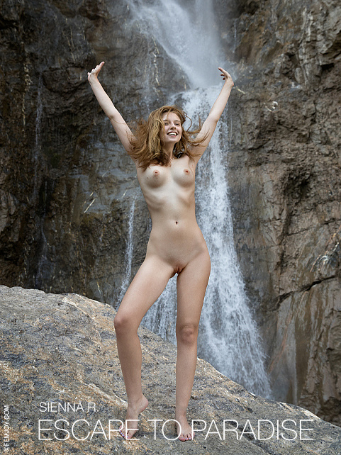 Sienna R in Escape To Paradise gallery from FEMJOY by Stefan Soell
