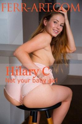 Hilary C  from FERR-ART