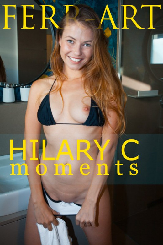Hilary C in Moments gallery from FERR-ART by Andy Ferr