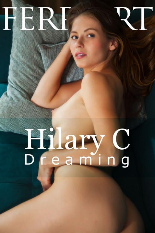 Hilary C in Dreaming gallery from FERR-ART by Andy Ferr