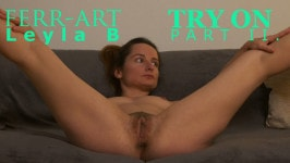 Leyla B  from FERR-ART