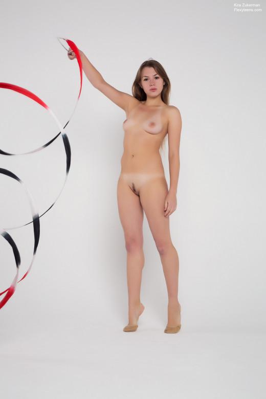 Kira Zukerman in Set 2 gallery from FLEXYTEENS
