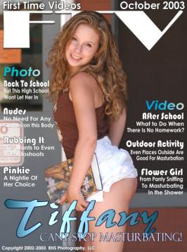 Tiffany  from FTVGIRLS