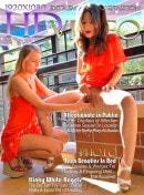 Teen Beauties In Red